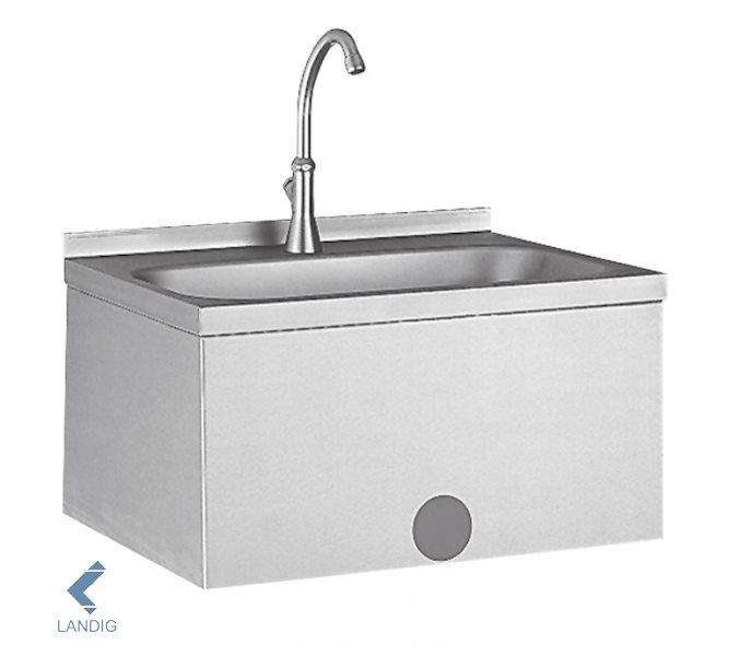 Landig Handwaschbecken Aus Edelstahl