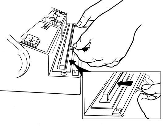 Lava Skizze Vakuumiergerät