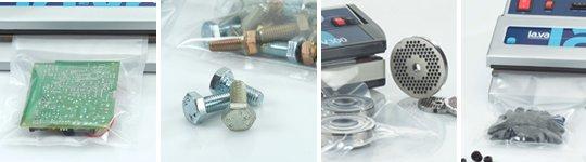 Vakuumverpackung in der Industrie
